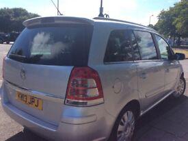 Vauxhall Zafira Design 2013