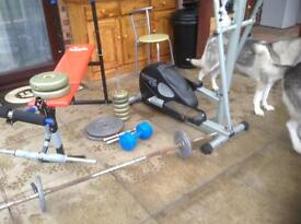 Fitness and weight training