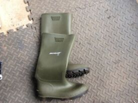 Wellie (Dunlop) Size 37