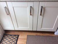 New Howdens Kitchen Doors