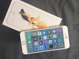 64gb iphone 6s unlocked BRAND NEW CONDITION