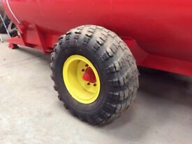 Looking for part worn tyres - 18,4x46, 13.6x36 and 1300x530x533