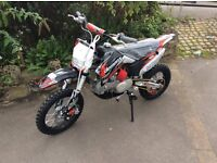 DEMON X DXR 2 125CC PIT BIKE BRAND NEW