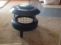 Wood burning stove tiger