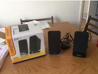 Creative A60 speakers unused