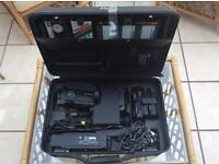 Panasonic camcorder
