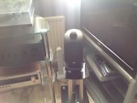 Pair b-w lm1 speakers great sounding speakers excellent condition,