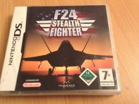 F24 Stealth Fighter Nintendo DS Game