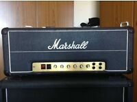 Vintage 1992 - JMP 100 watt Marshall Bass Amplifier.