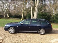 Rover 75 Connoisseur Estate Diesel, manual, just serviced and MOT