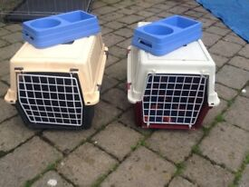 Cat/ pet carriers
