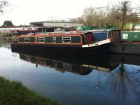 1990 45ft Cruiser Narrow Boat - Dolly Mae - Uxbridge