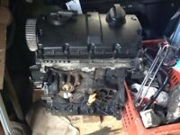 Audi A3,1.9tdi,pd, 2002, engine for parts