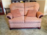 2 seater sofa excellent quality £30 Ono must sell as downsizing