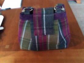 Ava Tartan Bag