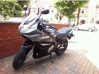 Suzuki GS500F 2008 Perfect motorbike to learn