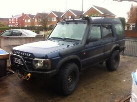 LANDROVER DISCOVER TD5