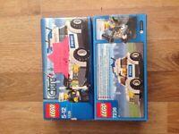 7236 Lego City Police Car