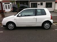 Volkswagen lupo 1.4 BARGAIN , cheap insurance, Perfect first car, not polo or golf , clean for age