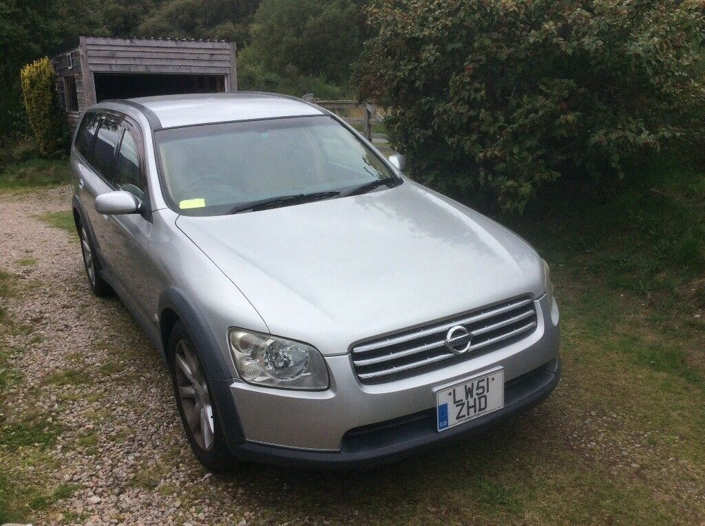 Nissan Stagea M35 (Japanese Import) | in Brora, Highland | Gumtree