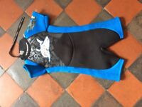 Toddler shortie Wetsuit. Wetsuit factory Size 0 (age 2-3). Great quality and condition
