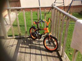 """16"""" Children's Bike"""