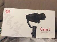 Zhiyun Crane 2 Stabilizer (English instructions)