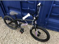 Custom Wethepeople Reason BMX Bike Excellent Condition