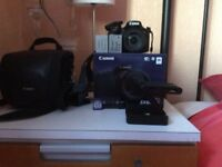 Canon SX 60 HS including bag