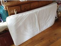 Mattress for child's bed 70 x 140 Mothercare