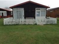 Chalet to let.South Shore Holiday Village.Bridlington.