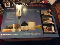New in box. Ainsley Harriott professional blending system -price reduced