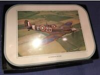Vintage Retro Aircraft Dinner Placemats
