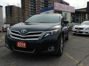 2014 Toyota Venza SUNROOF, NAVI, BACK-UP CAM, LEATHER, HEATED SE