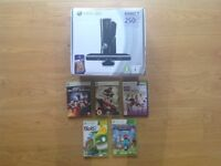 Xbox 360 Kinect Special Edition 250GB Go