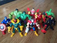 Various superhero Mashers for sale.