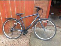 Unisex Apollo veho town bike vgc