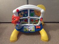 Bright Starts learn and giggle activity station - excellent condition