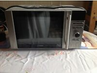 Cookworks microwave with grill (800w)