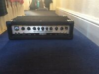 Behringer BX4500H 450 watt bass guitar head