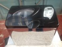 Breadmaker. bread maker Cooks Essentials, stainless steel unused condition
