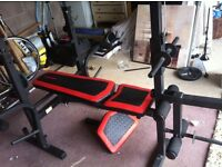 Weider multi gym, excellent Christmas present .