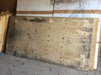 18mm plywood sheets all preused