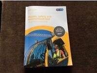 Health & Safety and Environment Test.....CITB