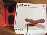 Colombo cordless DECT telephone with answering machine