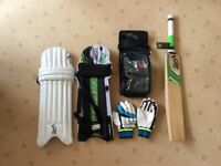 Kookaburra Junior Cricket Gear