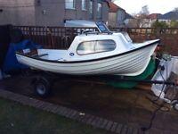 Moorhen boat for sale(no trailer)