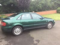 Green Audi A4 immaculate condition