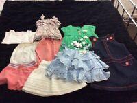 Girls Clothes Bundle age 18 Months - 2 Gap, Next, George +