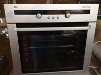 AEG Competence single oven